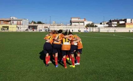 The positive streak of Lecce Women ends against Chieti