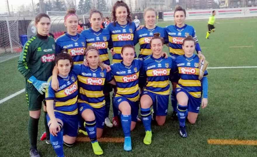 Under 19: Pro Sesto - Parma 2 - 2