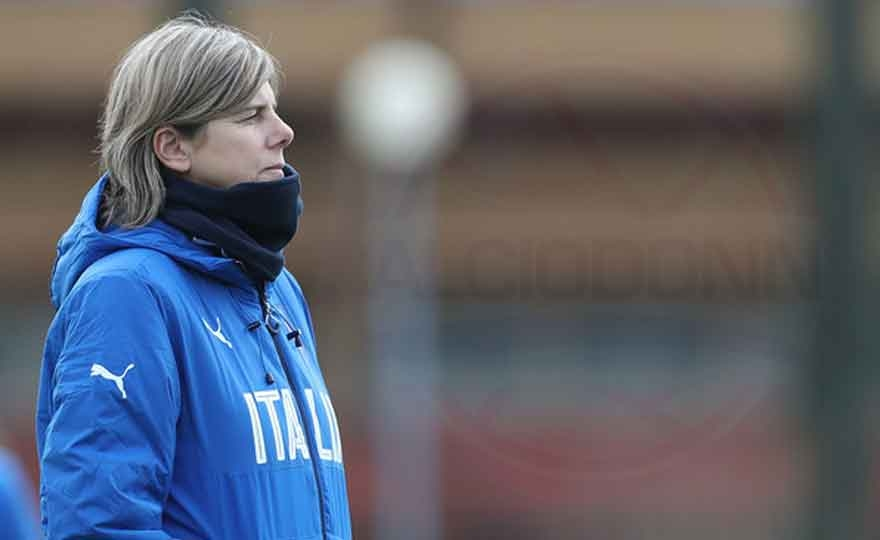 Blue at the Algarve Cup, Salvai, Schroffenegger and Bonetti come back