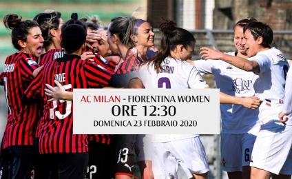 Milan versus Fiorentina, watch specials for Juventus!