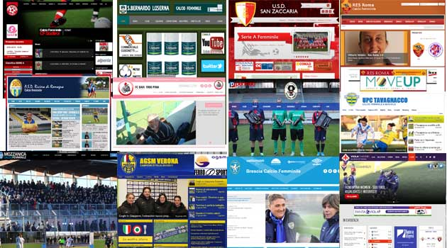 websites A