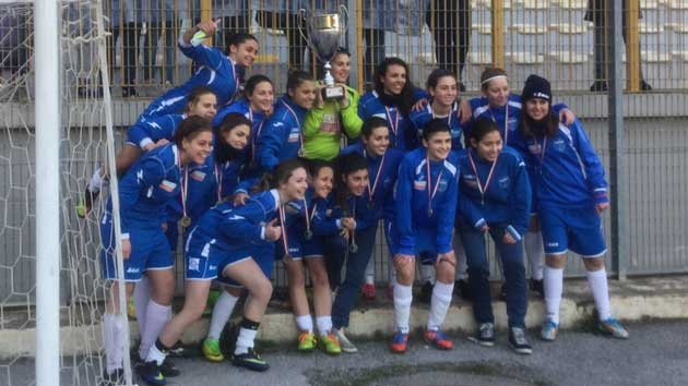 napoli under17 cup campania15