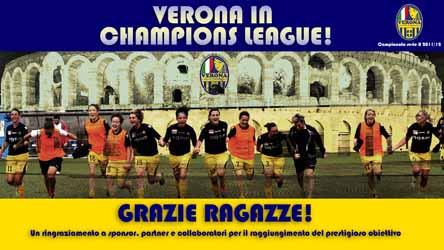 verona champions