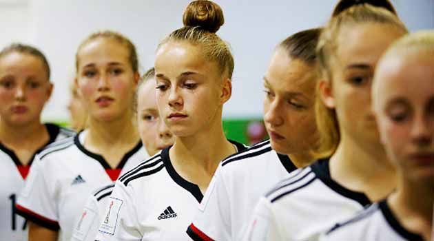 world under17 German