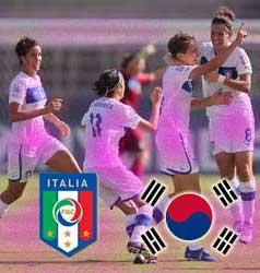 Italy-Korea-South