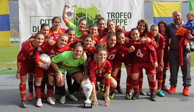 Res Roma Primavera winner of the Arco Beppe Viola Tournament