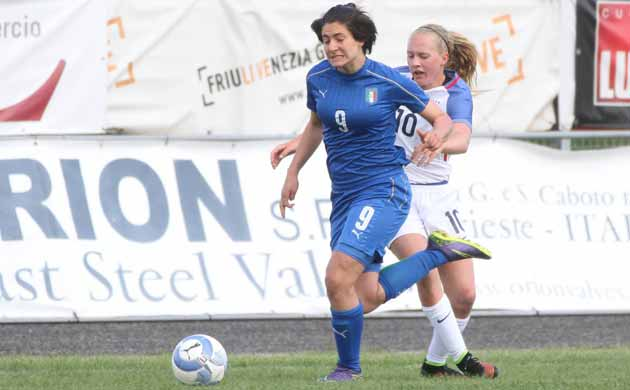 Italy Women's Nations Tournament 093