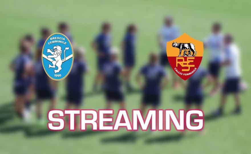 Streaming Brescia - Res Rome