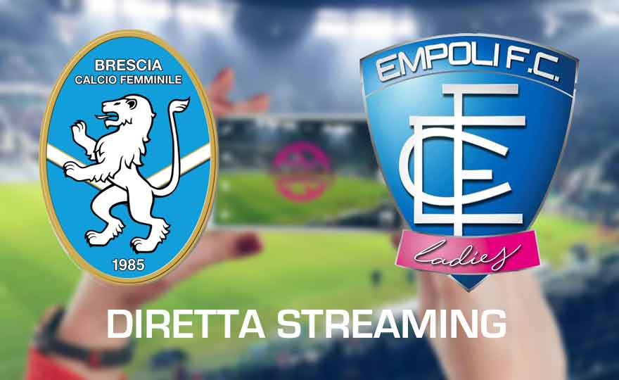 Streaming: Brescia - Empoli
