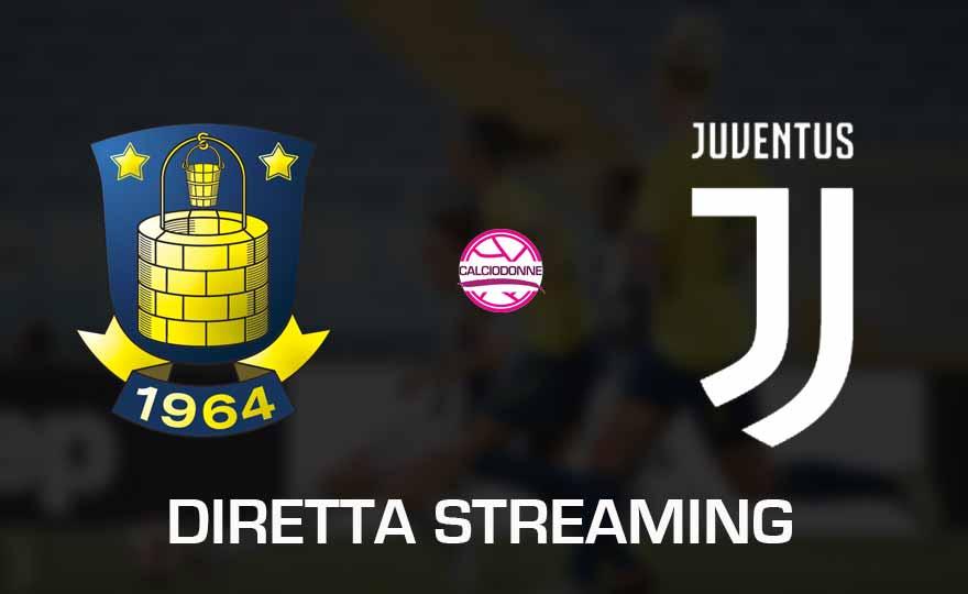 Brøndby IF - Juventus