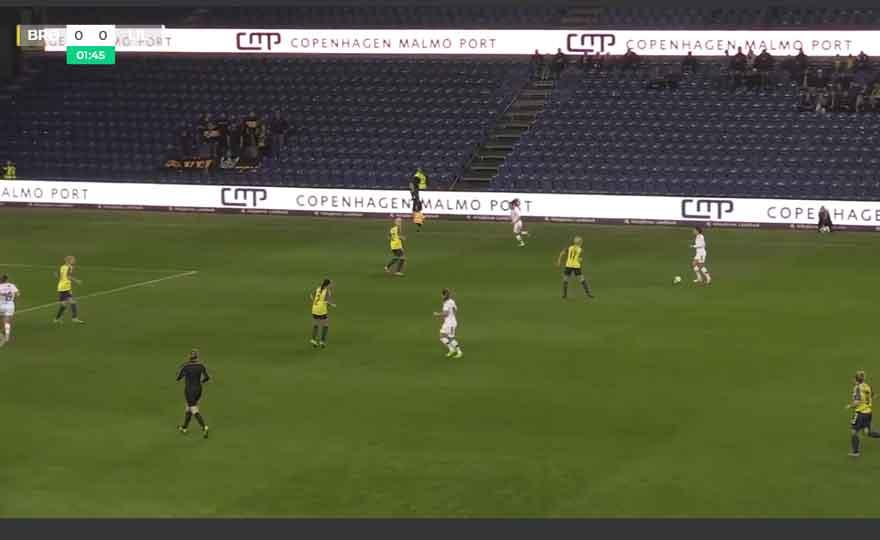 Full length: Brøndby IF vs Lillestrøm SK