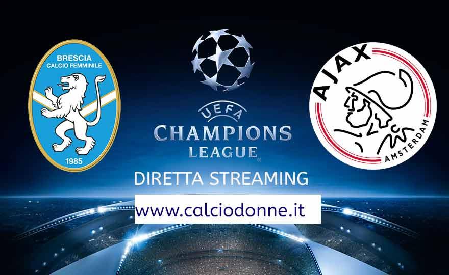 Brescia - Ajax