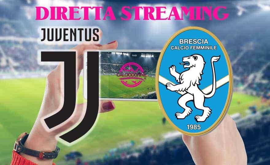 Streaming Juventus - Brescia