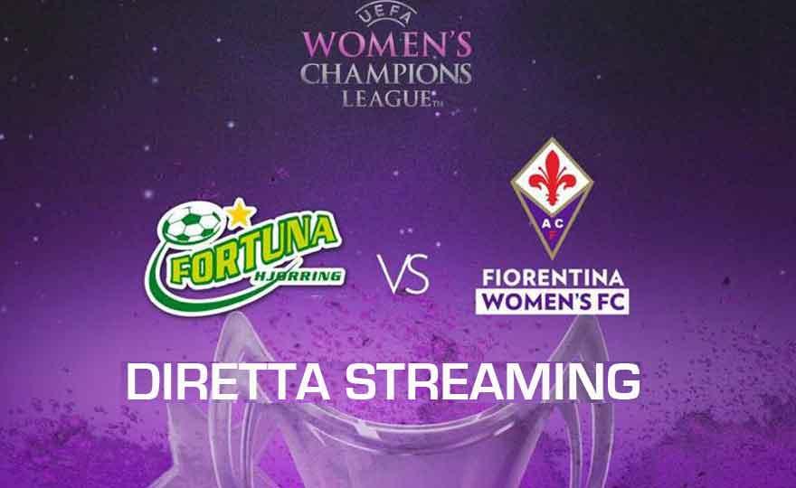 Fortuna Hjørring - Fiorentina Women's FC