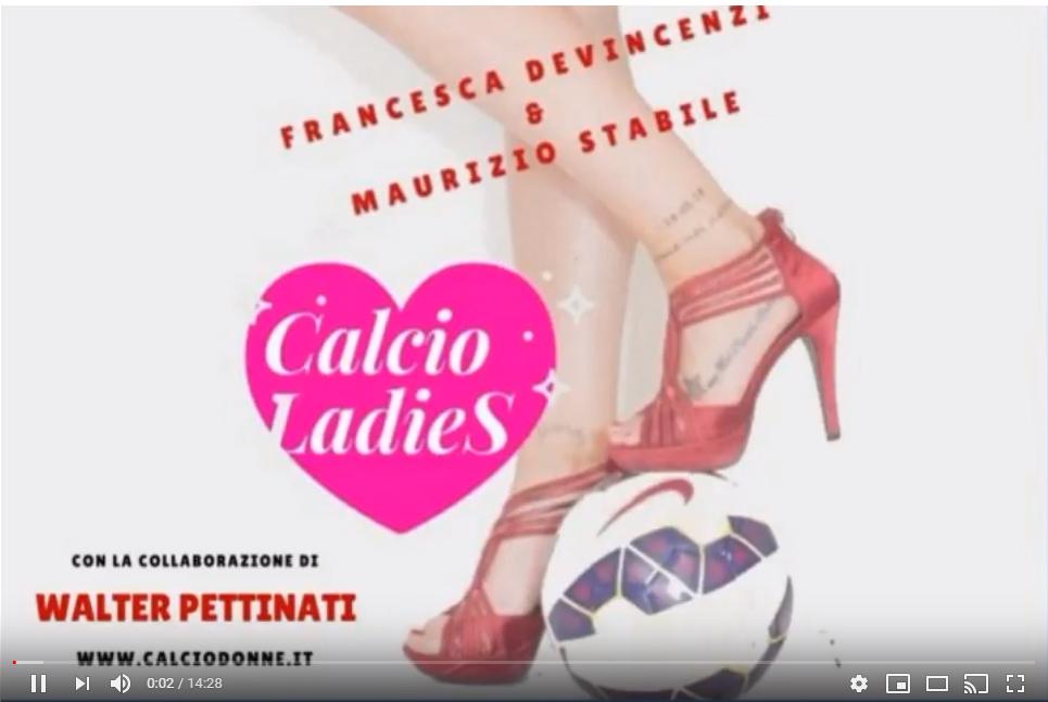 Football Ladies, Walter Pettinati's opinion on gender discrimination