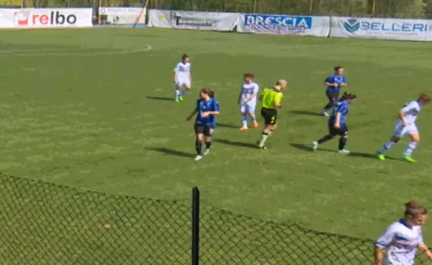 Streaming: Brescia - Atalanta