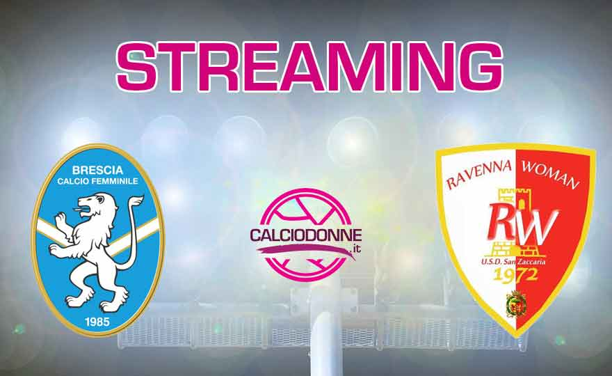 Streaming: Brescia - Ravenna