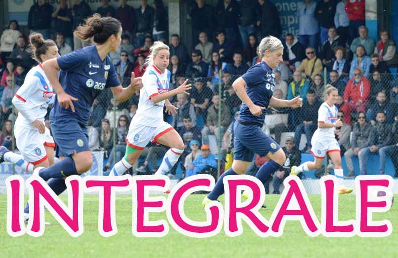 Integral: Brescia - Verona